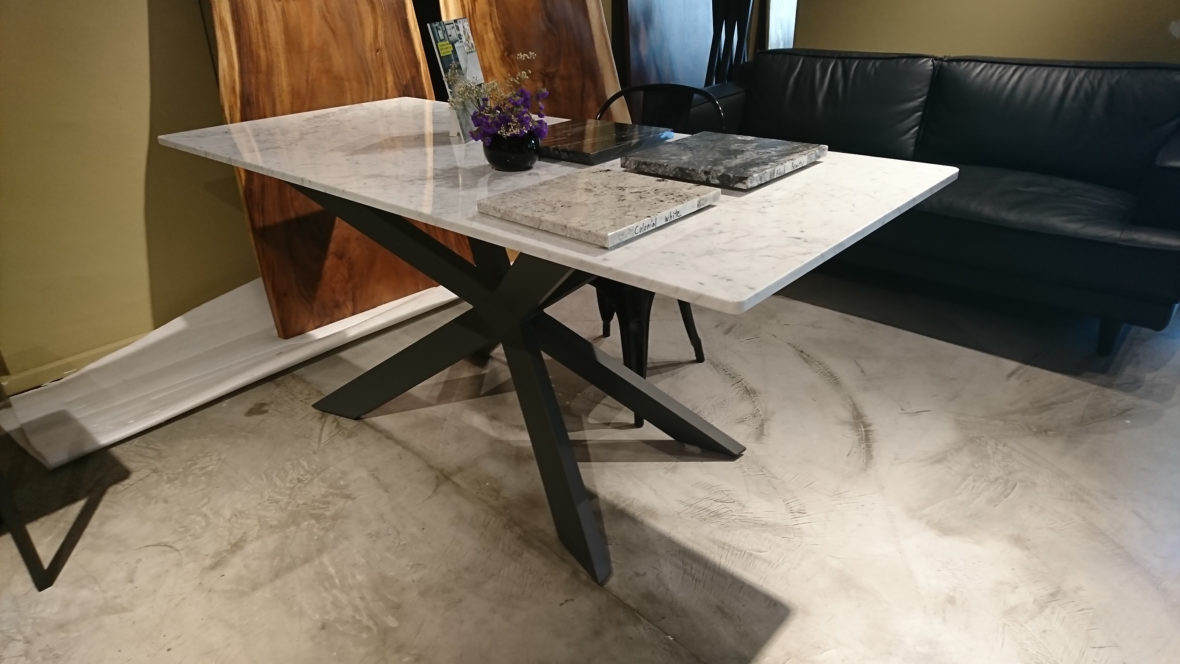 Marble Dining Table Jn Reflections